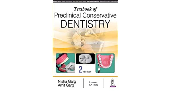 Textbook of preclinical conservative dentistry music