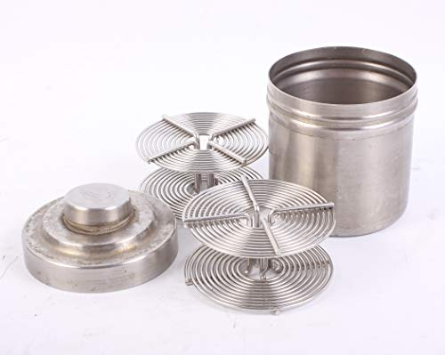- Developing Tank Stainless Steel with 2, 35MM REELS