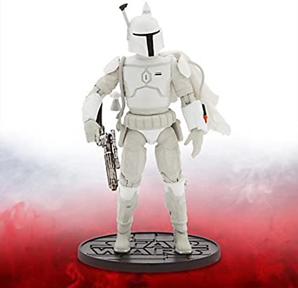 Star Wars 7 Boba Fett Cape Elite Series Die Cast Action Figure