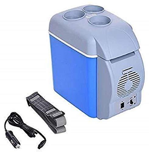 Nirgun Empex Mini Refrigerator Portable Freezer Cooler Warmer Fridge for Auto Car Travel Fridge (7.5 L) Multi