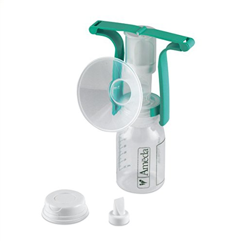 Ameda One Hand Manual Breast Pump Image