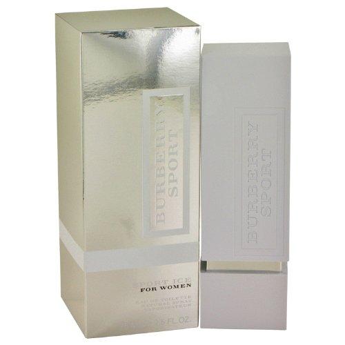 Burbêrry Spört Icé Perfumé For Women 2.5 oz Eau De Toilette Spray + Body Lotion For - Sports Burberry Women