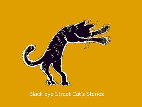 優しさに すべりこむ夜: Black eye Street Cat's Stories みなみ まさあき Chapter Book 2