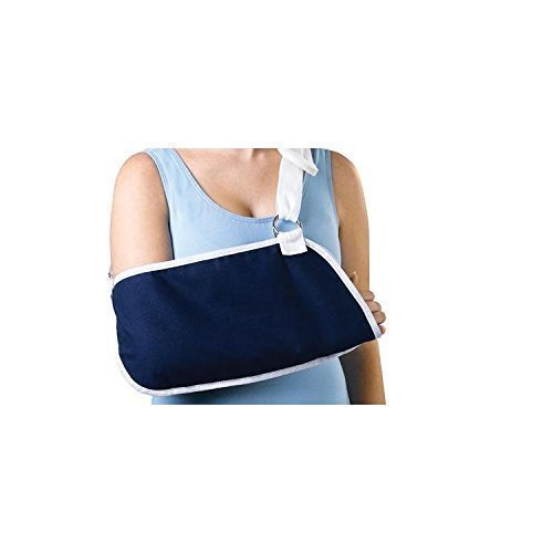 Deep Pocket Arm Sling - Medline Deep Pocket Arm Sling, Dark Blue, Small
