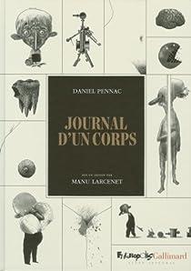 Journal d'un corps (Bande dessinée) par Manu Larcenet