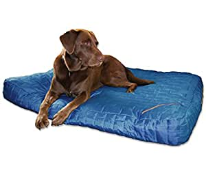 Amazon.com : Kurgo Loft Dog Bed Duvet Cover (Blue, Medium