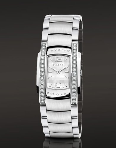 Bvlgari Assioma Quartz Diamonds Ladies Watch AA35C6SDS