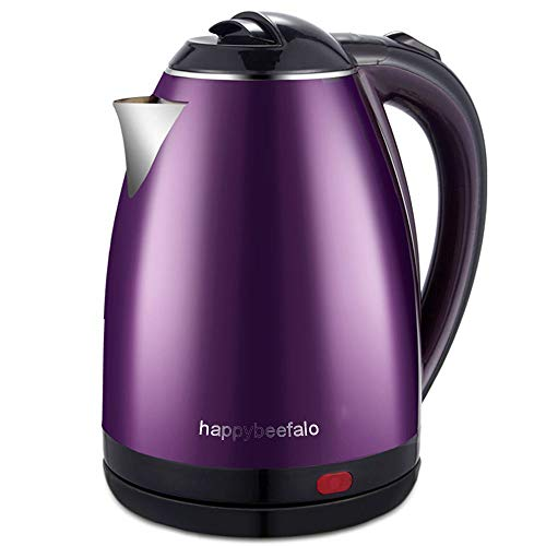 220V 1500W 2.0L Stainless Steel Electric Kettle (220v Kettle Electric Tea)