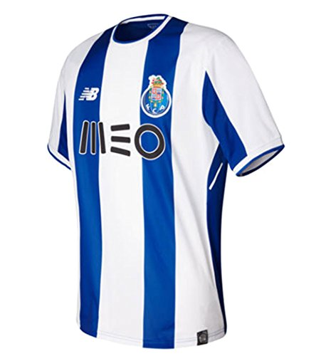New Balance Men's FC Porto Home 2017/18 Jersey, ()