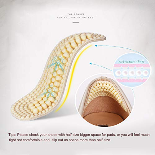 Buy heel grips for loose shoes