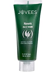 Jovees Natural Neem Face Wash - 120ml