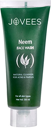 Jovees Natural Neem Face Wash - 120ml by Jovees