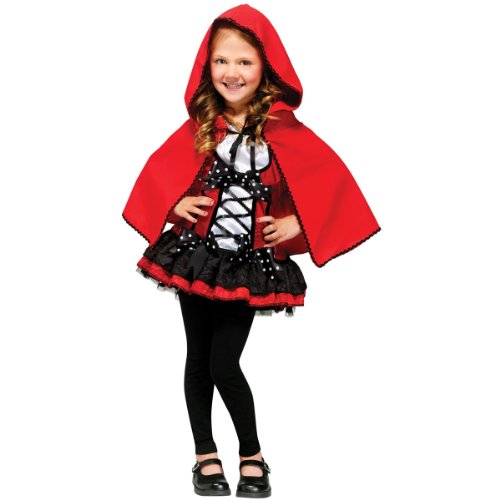 Sweet Red Riding Hood Kids Costume (Little Red Riding Hood Costume For Kids)