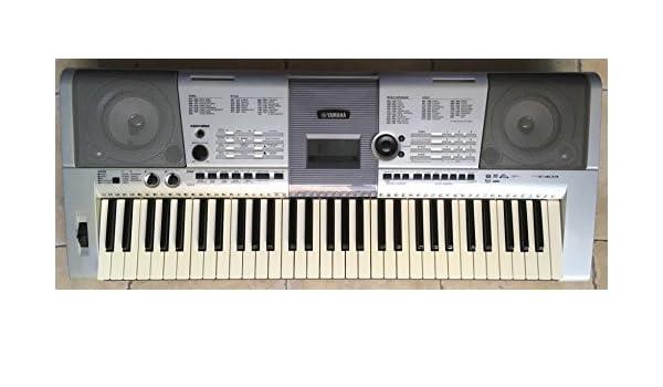 Electrónica teclado Yamaha PSR-E403 utilizada: Amazon.es: Instrumentos musicales