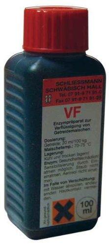 Enzima VF para la licuefacción de mosto de cereales, 100 ml ...