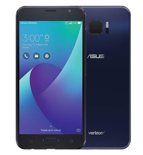 ASUS ZenFone V Smartphone - Verizon Exclusive Model - 32GB - Saphire Black (Renewed)