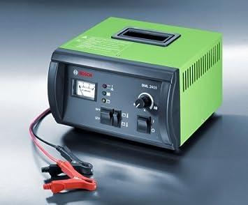 Bosch 0687000025 Cargador de batería: Amazon.es: Coche y moto