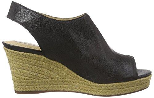 Geox D Soleil a, Women's Mules Black