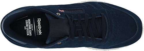 Reebok Heren Cl Leer Hc Sneaker Blue Note / Chalk