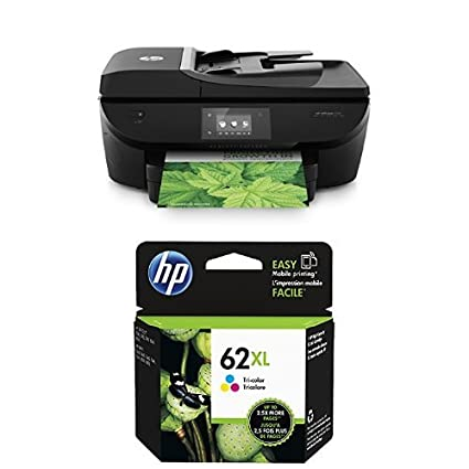 HP OfficeJet 5740 e-AiO - Pack (impresora + cartucho tinta ...
