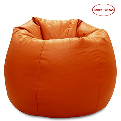 Story At Home XL Bean Chair without Beans (Orange)
