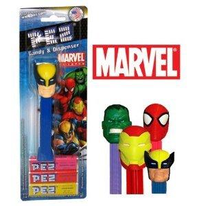 Dispensador de Pez Marvel Candy & .87 oz (Pack de 12 ...