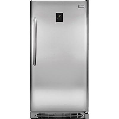 """Frigidaire FGVU17F8QF 34"""" Refrigerator, Stainless"""