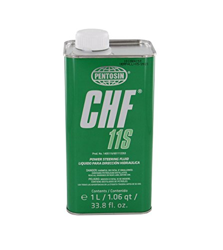 Pentosin 1405116-C CHF 11S Synthetic Hydraulic Fluid, 1 Liter (Case of 6) by CRP Automotive
