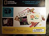 : National Geographic Flower and Leaf Pressing Kit