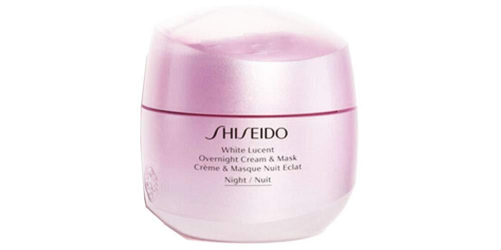 Shiseido White Lucent Overnight Cream & Mask 2.6oz / 75ml