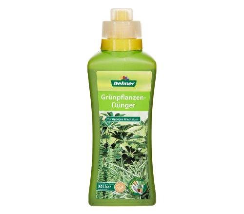 Dehner Grünpflanzen-Dünger, 500 ml, für ca. 80 l