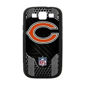 Custom Unique Design Chicago Bears Samsung Galaxy S3 Silicone Case WANGJING JINDA