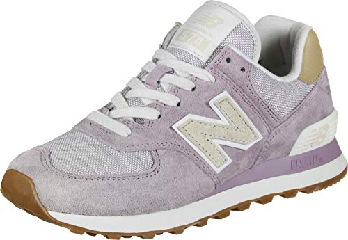 it Cliff Light cashmere Wl574clc Balance Grey Sneakers With Grey Cashmere New Damskie 8wE4qqT