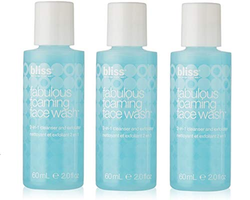 Bliss Fabulous Foaming Face Wash 2 oz