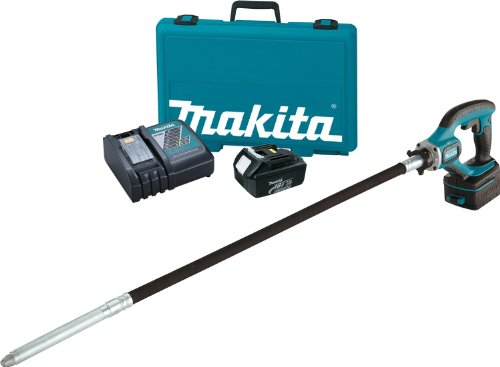Makita XRV01 18V LXT 4-Feet Concrete Vibrator Kit (Discontinued by Manufacturer)