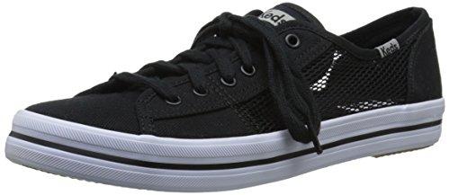 Kickstart Mesh Women's Keds Sneaker Black Fashion EZ5yaTq