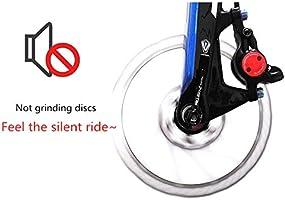 10 piezas de bicicletas de montaña Pastillas de disco Regulador de ...
