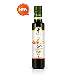 Ariston Balsamic Vinegar from Italy & Greece Premium Blends 111 High quality premium tangerine infused white balsamic, 250ml Grape type: Albana, Trebbiano and Montuni Aged up to 12 years sourced from Modena, Italy