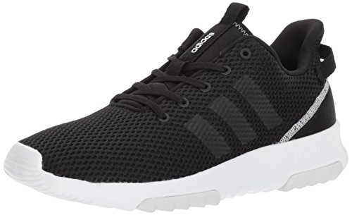adidas Performance NEO Women's Cf Racer Tr W Road-Running-Shoes,Black/Black/Grey One,5.5 Medium US