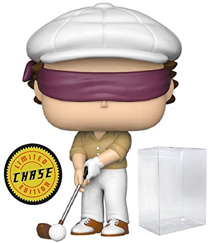 Funko Movies: Caddyshack - Ty Webb Limited Edition Chase Pop! Vinyl Figure (Includes Pop Box Protector Case)