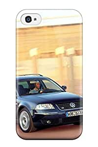 Dana Diedrich Wallace's Shop 8286713K63764582 High-quality Durability Case For Iphone 4/4s(2001 Volkswagen Passat W8 Variant)