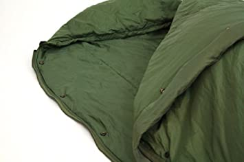 USGI Military Modular Sleep System Lightweight Sleeping Bag, Green