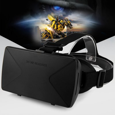 3D VR Glasses for 3.5 6.5 inches Smartphone
