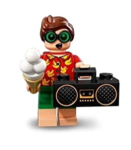 LEGO The Batman Movie Series 2 Collectible Minifigure - VACATION ROBIN (71020)