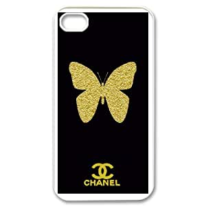 DIY Phone Cover Custom CHANEL For iPhone 4,4S NQ4143350
