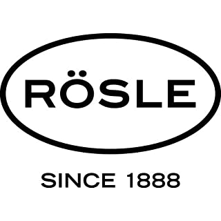 Rösle Stainless Steel Flat Whisk, 8 Wire, 8.7-inch