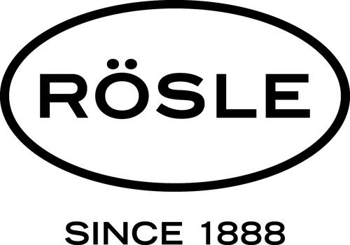 Rösle Stainless Steel Hooked Handle Ladle with Pouring Rim, 2.7-Ounce