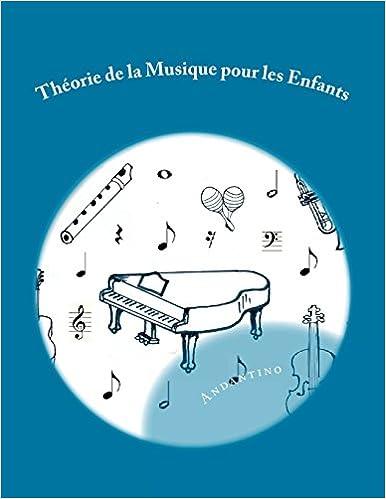 Livre gratuits Théorie de la musique pour les enfants pdf ebook