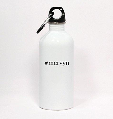 mervyn-hashtag-white-water-bottle-with-carabiner-20oz