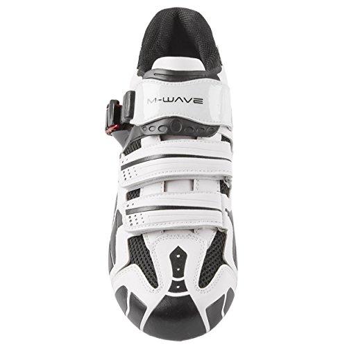M Shoe wave Uomo nero Bianco Bike White nbsp;mountain 39 X1 black qwBTPfq6